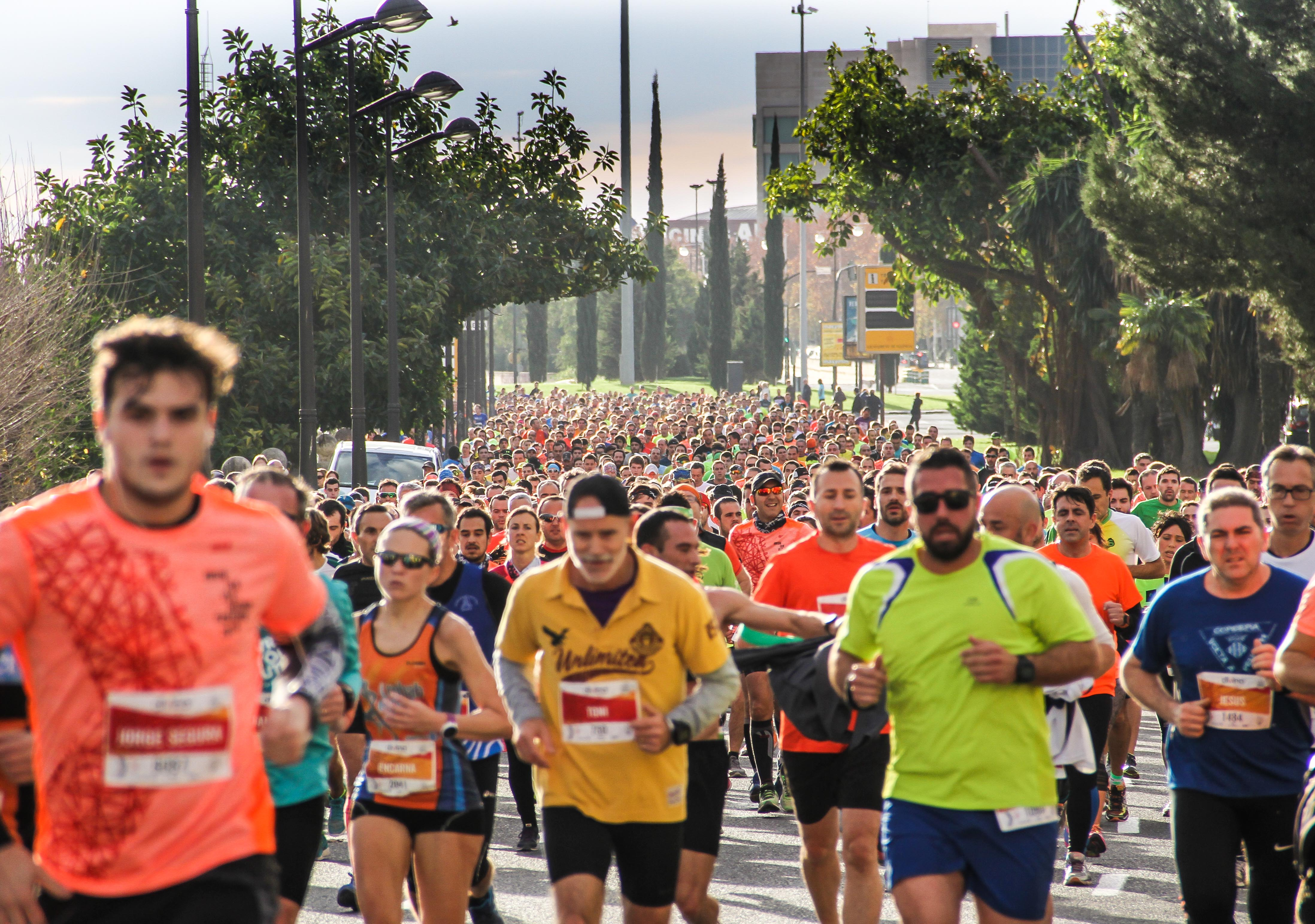 Reto 10k Valencia 2017