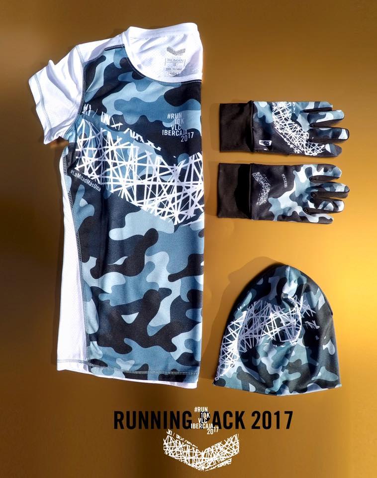 Running Pack 10K Valencia 2017