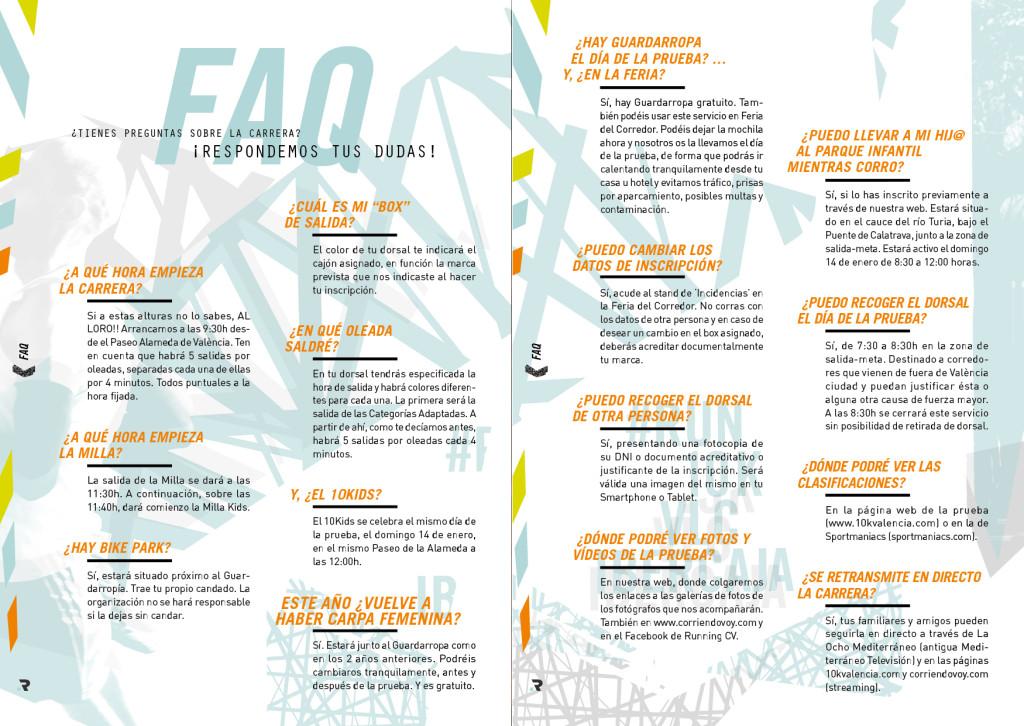 FAQ 10K Valencia Ibercaja 2018