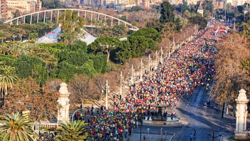 Salida 10K Valencia