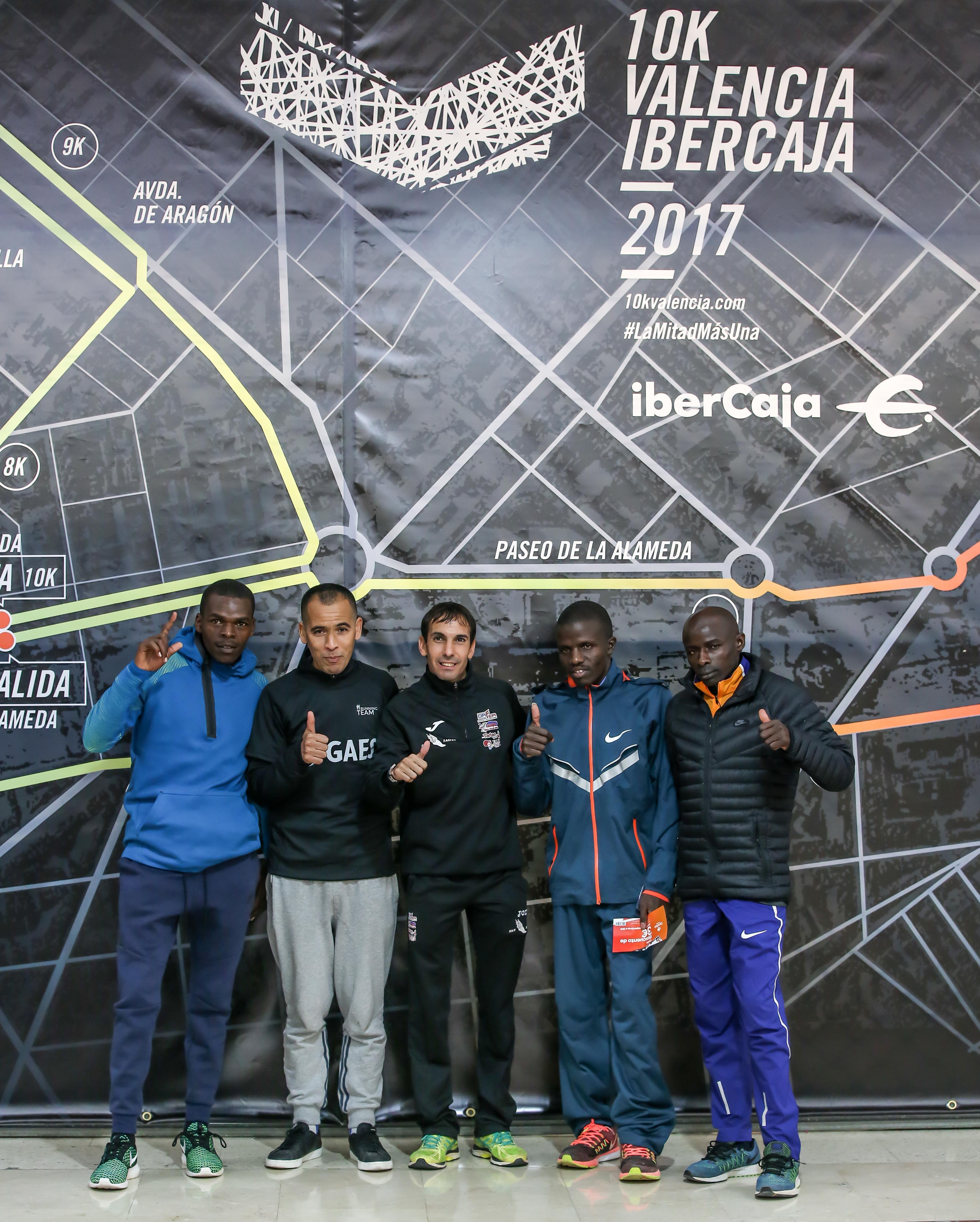 Grupo de Élite - 10K Valencia Ibercaja 2017