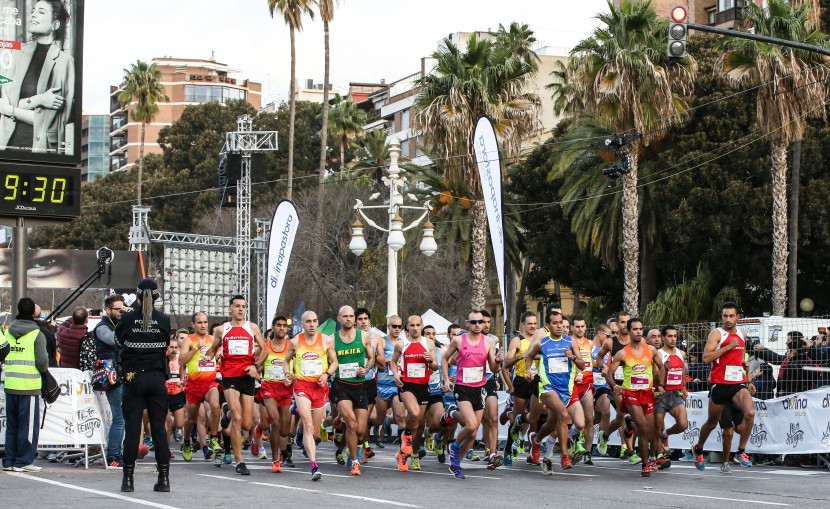 10k Valencia - Atletas de Élite