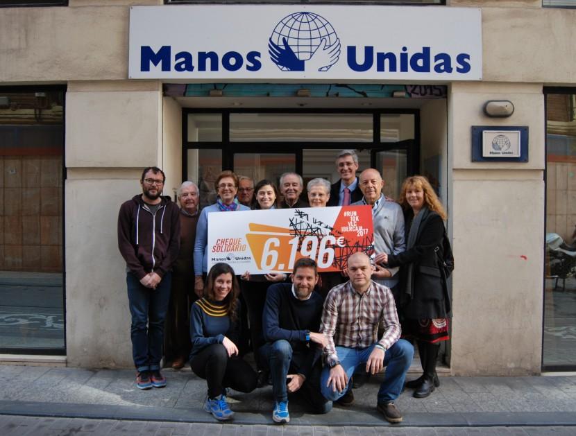 Inscripción Solidaria 10K Valencia Ibercaja 2017