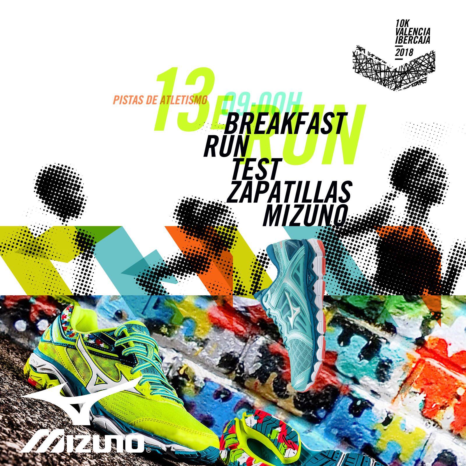 Breakfast Run 10K Valencia
