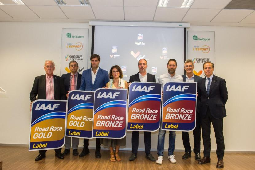 Medallas IAAF#2