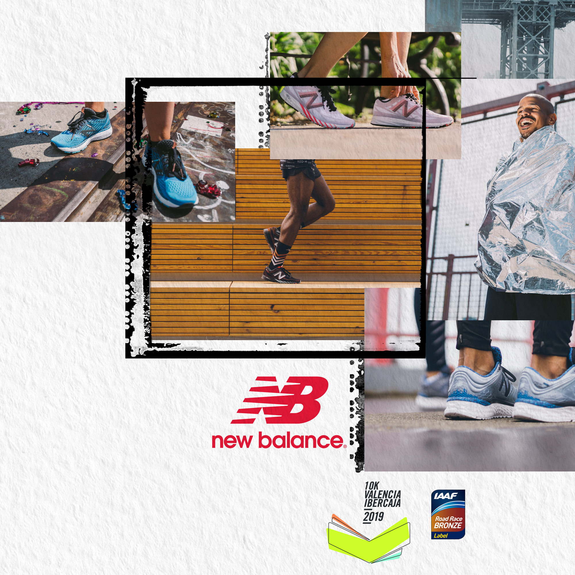 New Balance Marca oficial 10K Valencia