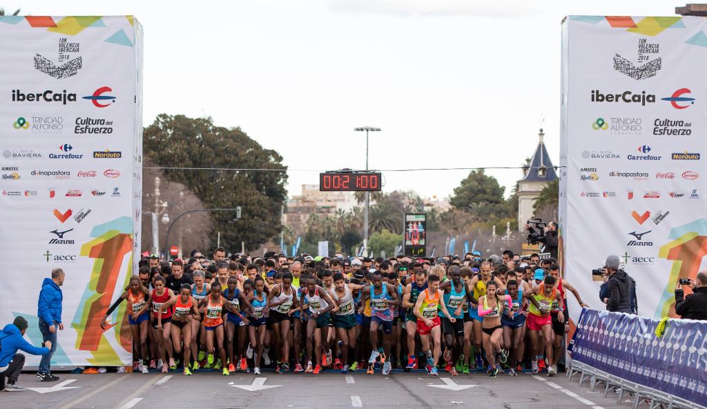 Ibercaja con el 10K Valencia hasta 2021