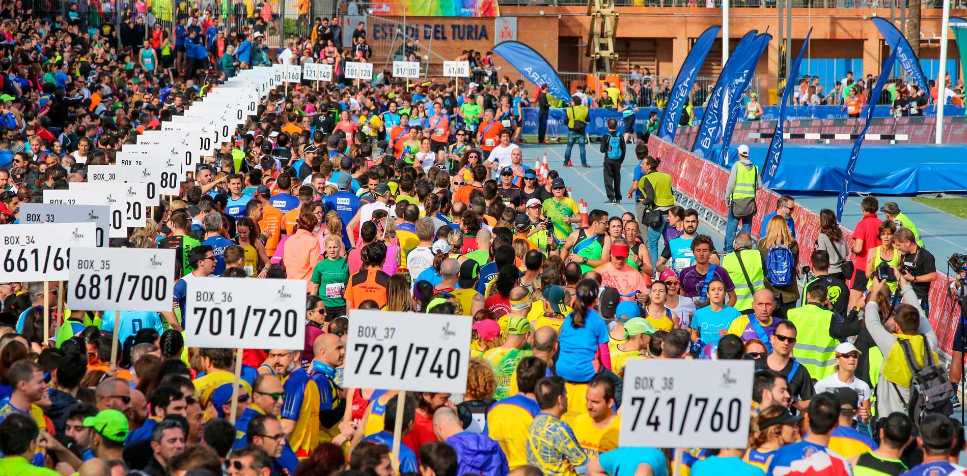 Ekiden Valencia 2019